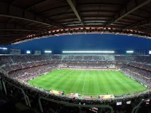 Séville-Valence, 1/2 finale d'Europa League